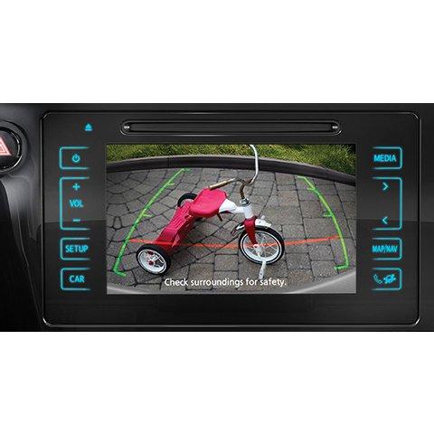 Кабель для подключения камеры к монитору Toyota Touch 2 / Entune / Link Превью 3
