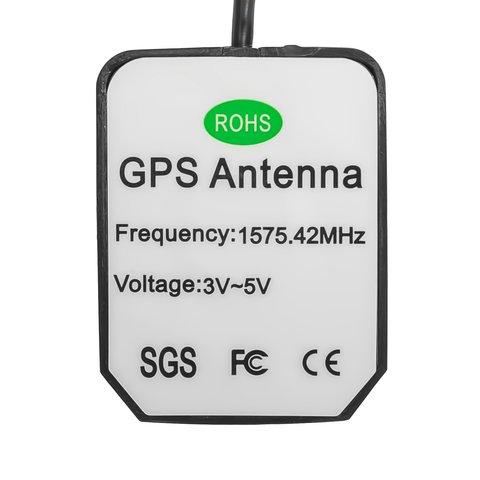 Універсальна GPS-антена з прямим FAKRA-конектором Прев'ю 3
