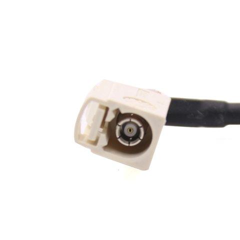 Переходник для подключения FAKRA-радиоантенны в Volkswagen RCN210, RCD330, RCD330G Превью 1