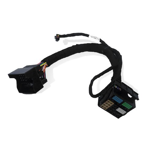 Front and Rear View Camera Connection Adapter for Porsche with PCM 4.0 system Preview 5