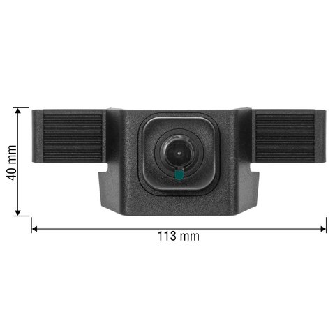 Front View Camera for Toyota Highlander 2018 YM Preview 1