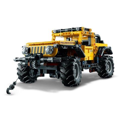 Конструктор LEGO Technic Jeep Wrangler 42122 Превью 3
