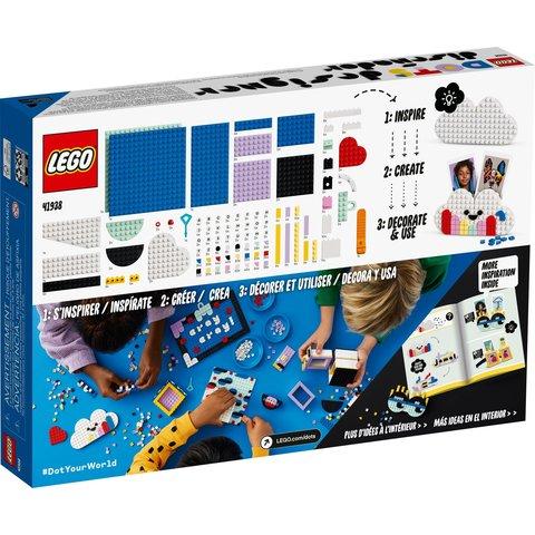 Конструктор LEGO DOTs Коробка для творчого дизайну 41938 Прев'ю 4