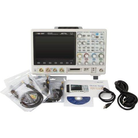 Super Phosphor Oscilloscope SIGLENT SDS2304X Preview 3