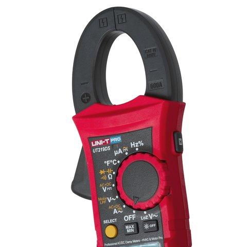 Digital Clamp Meter UNI-T UT219DS Preview 2